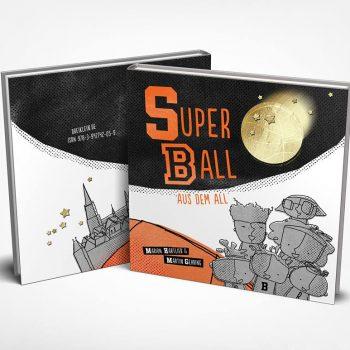 Superball aus dem All